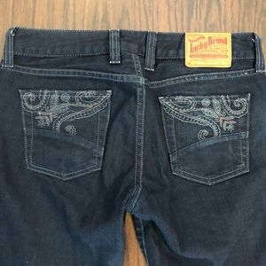 LUCKY BRAND Jeans Womens Size 6/28 Lola